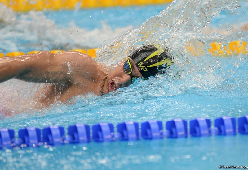 Британские пловцы с рекордом мира выиграли смешанную комбинированную эстафету