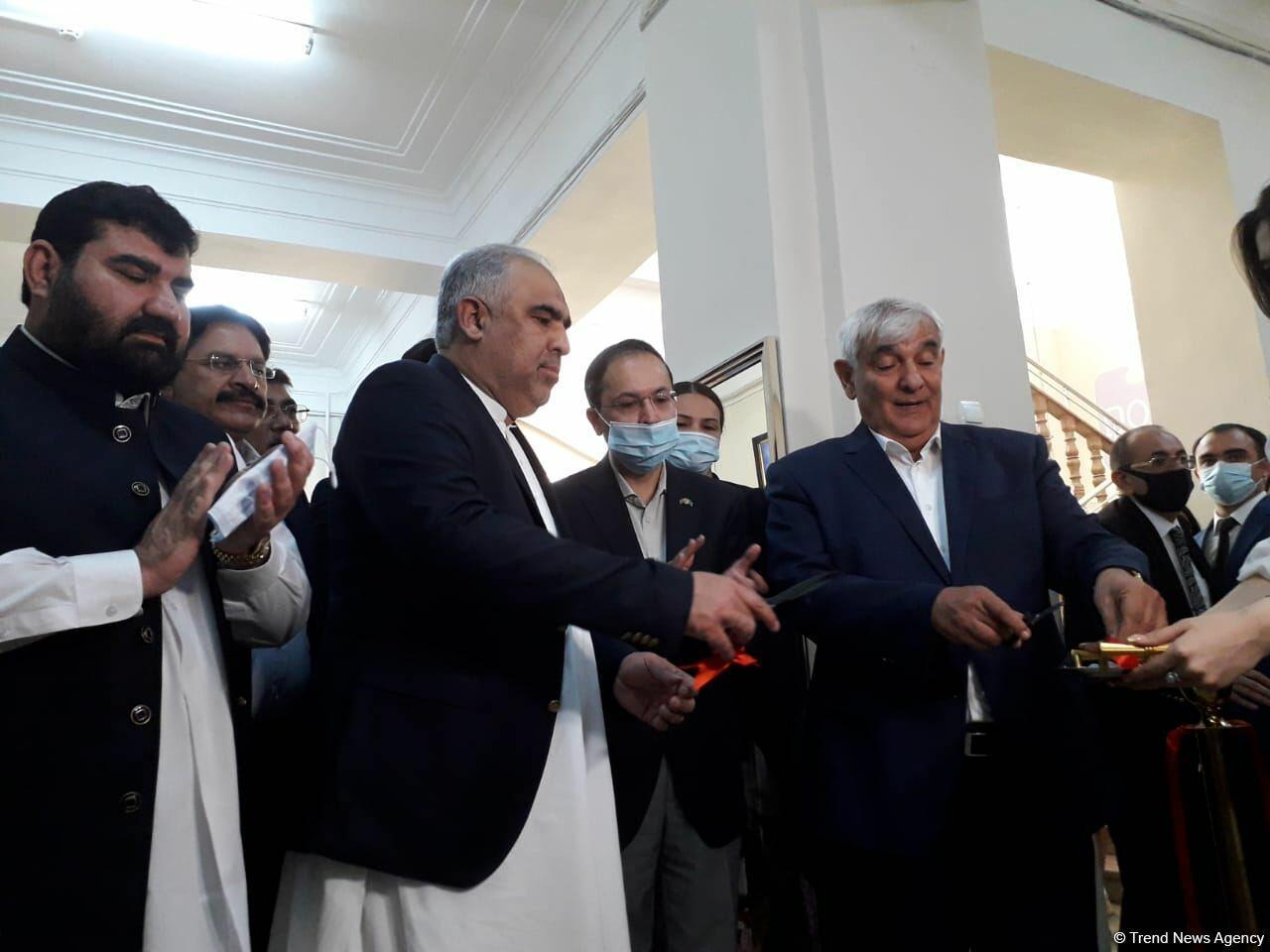 В Азербайджанском университете языков открылся Пакистанский культурный центр