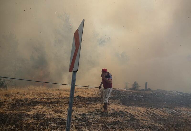 Террористы РПК взяли на себя ответственность за поджоги лесов в Турции