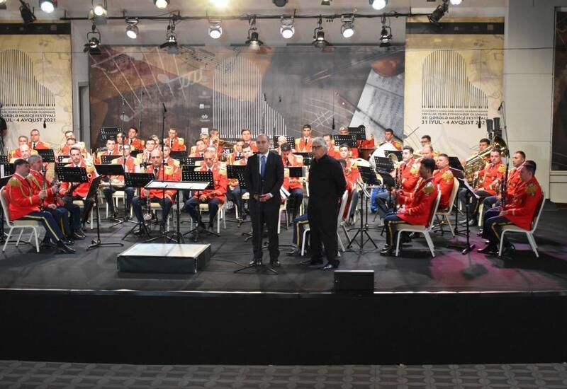 Состоялась церемония открытия XII Габалинского музыкального фестиваля