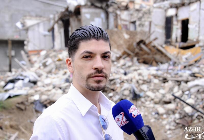 Нападение на Гянджу является преступлением не только против Азербайджана, но и всего человечества