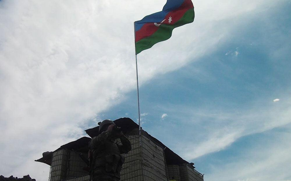 Боевое дежурство на освобожденных территориях Азербайджана ведется на высоком уровне