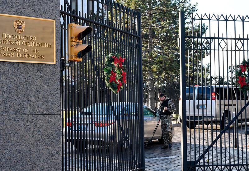 США попросили 24 российских дипломатов покинуть страну