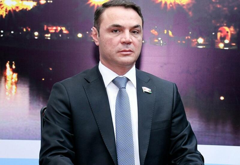 Дисциплинарная комиссия Милли Меджлиса обсуждает представление генпрокурора в связи с депутатом Эльданизом Салимовым