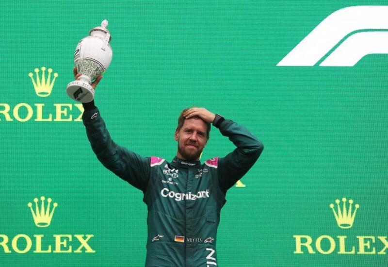 Результат Феттеля на Гран-при Венгрии аннулировали