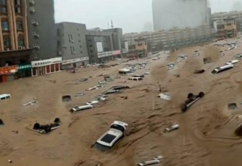 Более 300 человек стали жертвами наводнений в Китае