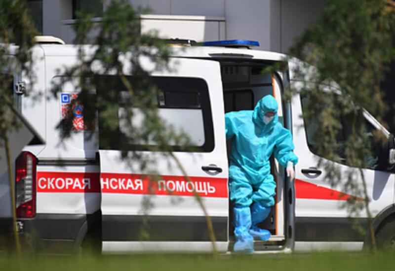 В России выявили 23 508 новых случаев коронавируса