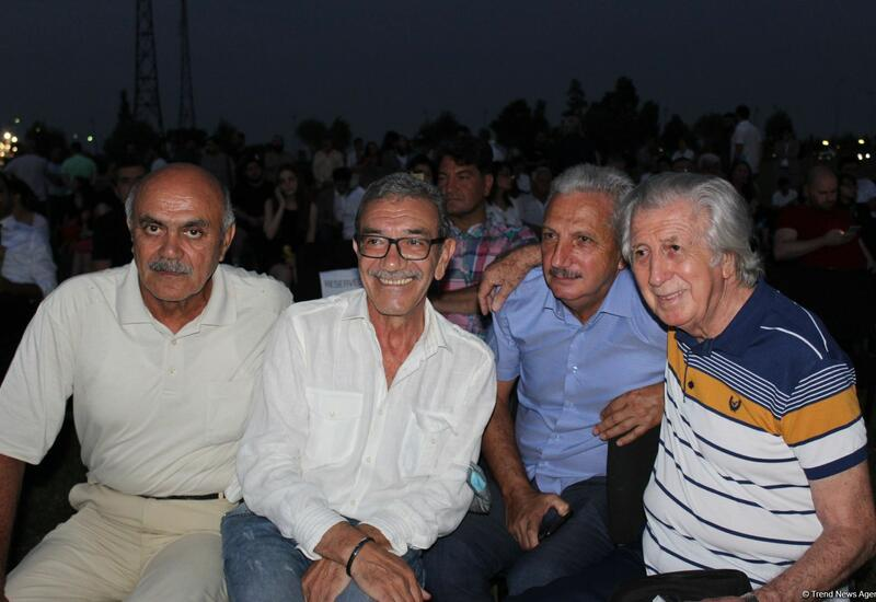 В Азербайджане отметили День национального кино