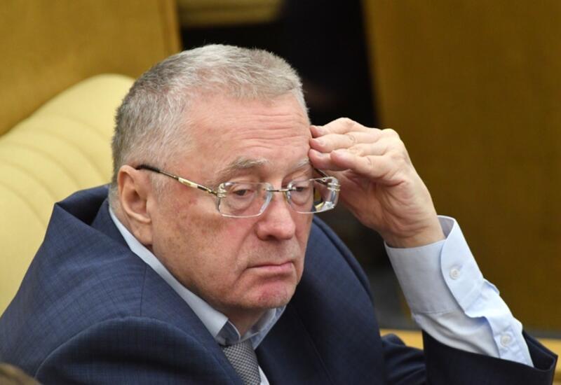 Владимир Жириновский осознал свою ошибку
