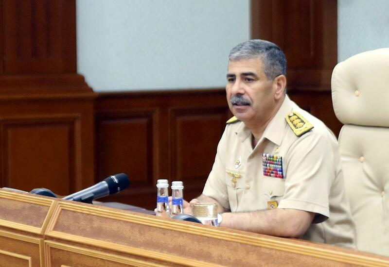 Закир Гасанов приказал быть готовым к провокациям армянских ВС и немедленно пресекать их