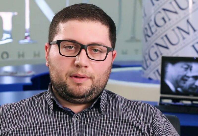 Провокатор и вонючка Цатурян жестко угрожает России сидя в Москве
