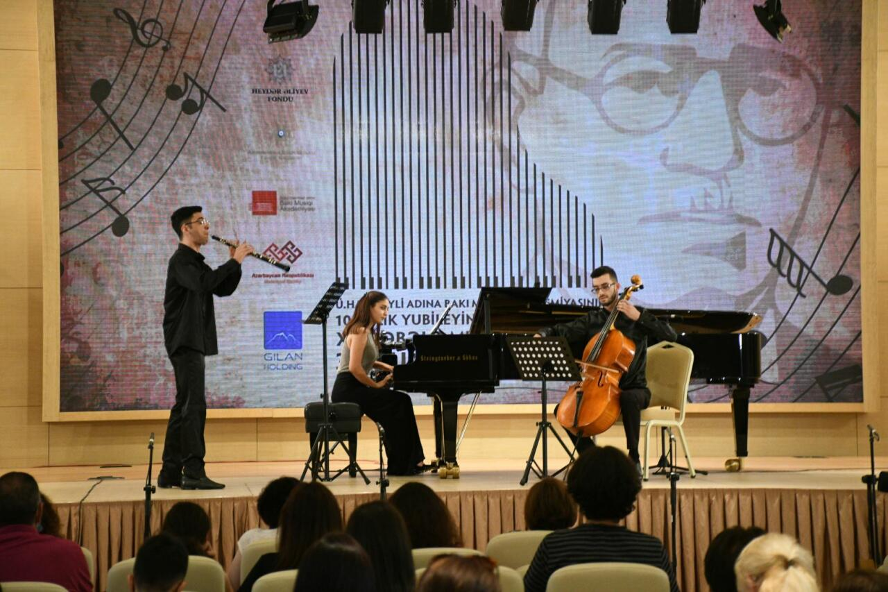 В Габале прошел концерт молодых исполнителей