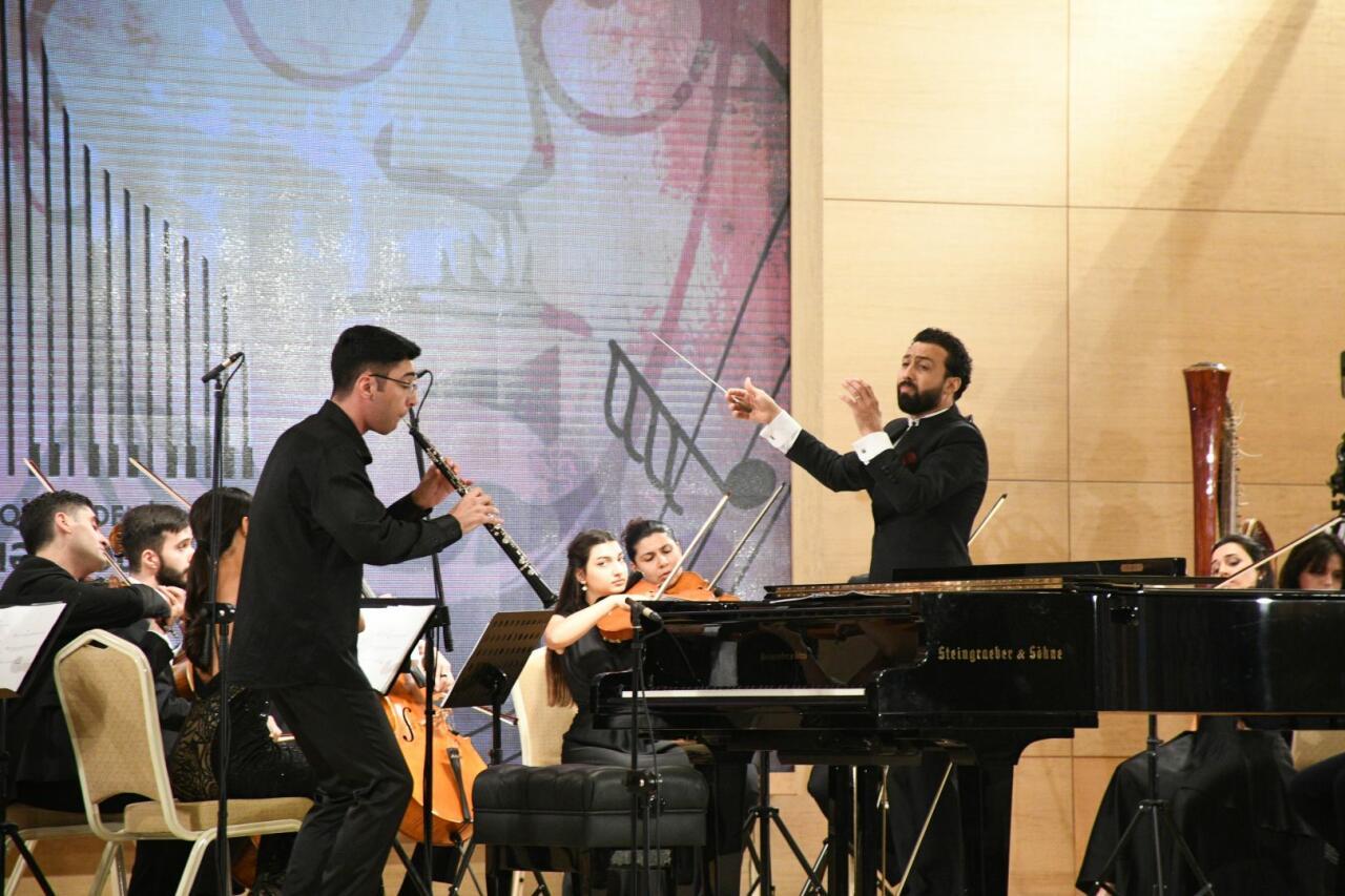 Известные пианисты на сцене Габалинского фестиваля