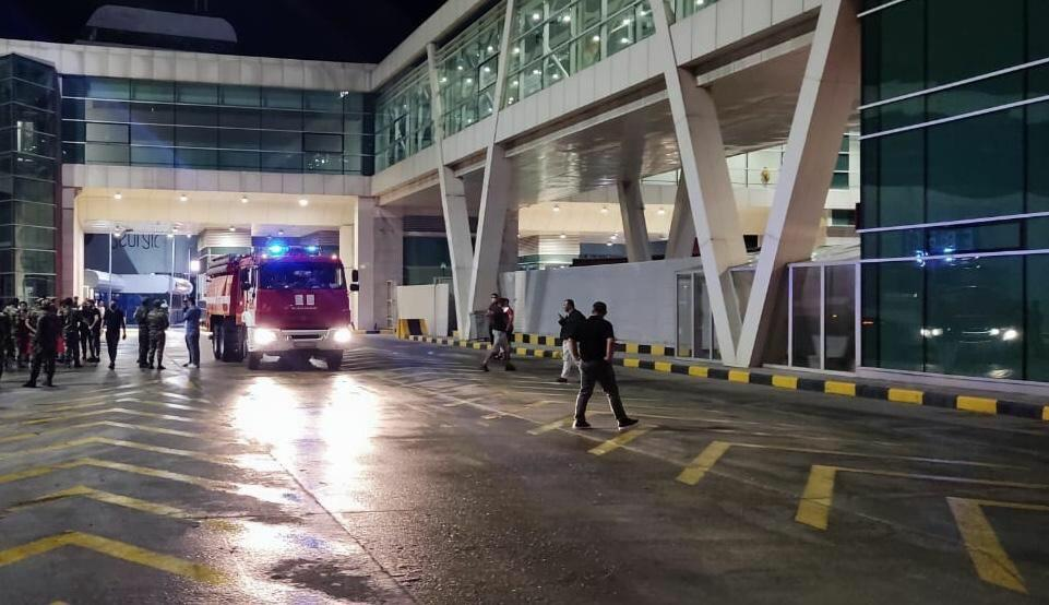 Очередная группа МЧС Азербайджана прибыла в Турцию для борьбы с лесными пожарами
