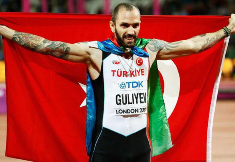 Представляющий Турцию Рамиль Гулиев вышел в полуфинал