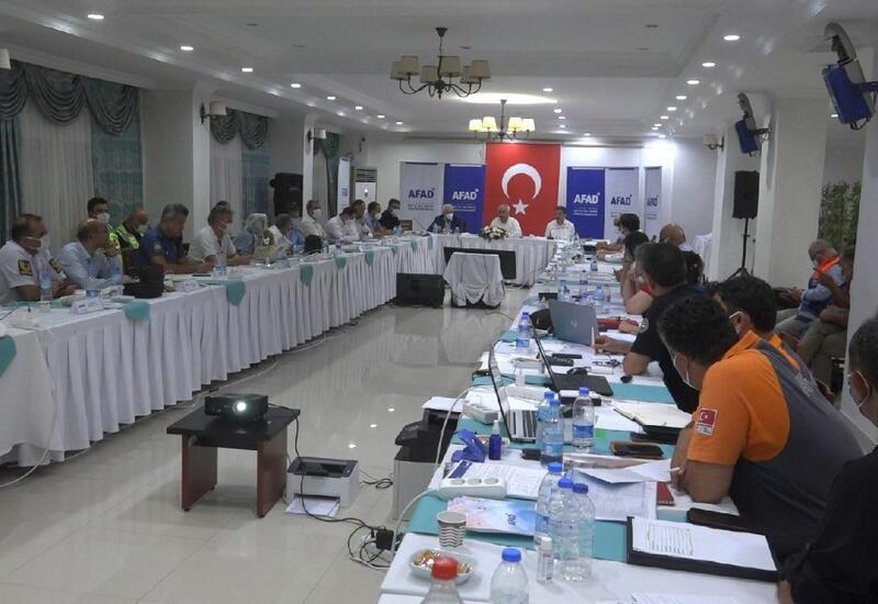 Деятельность находящихся в Турции подразделений МЧС Азербайджана оценивается крайне высоко