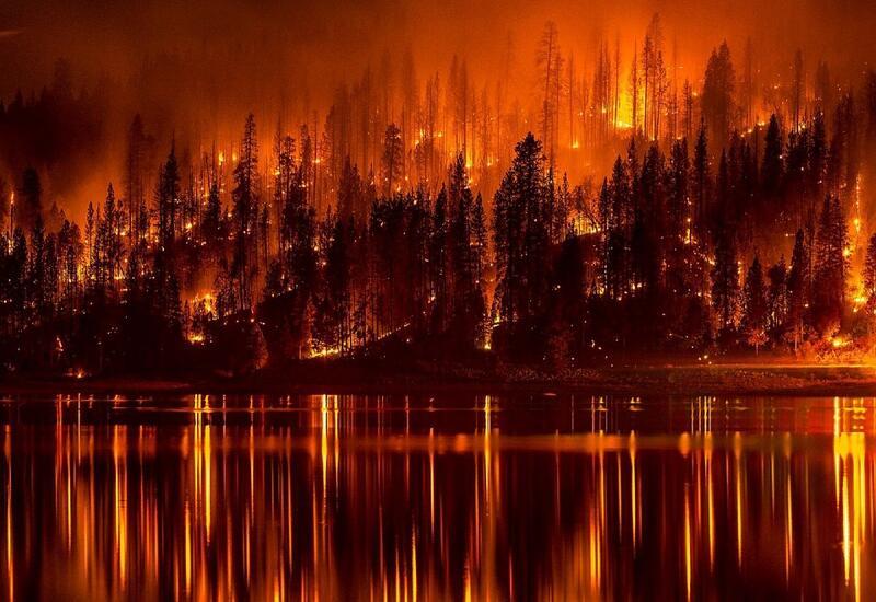 Албания обратилась к ЕС за помощью в тушении пожаров