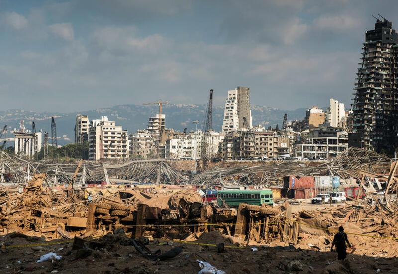 Взрыв в Бейруте: год спустя