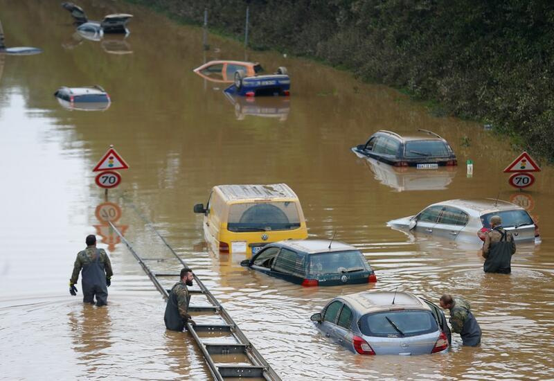 Глава Минфина ФРГ допустил, что ущерб от наводнений превысит €6 млрд