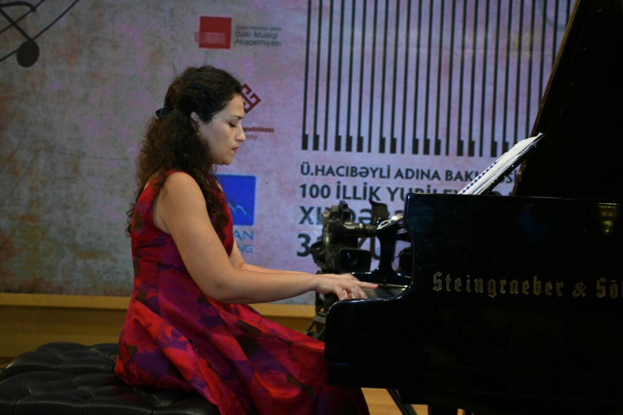 Преподаватели Бакинской музыкальной академии выступили на Габалинском фестивале