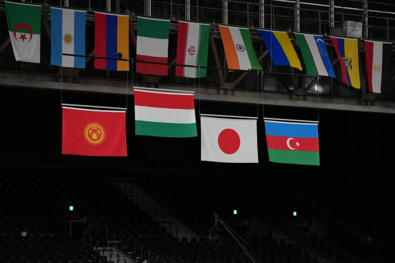 Слово отцу и олимпийская медаль в Токио! Пять лет назад Рафиг Гусейнов собирался завершить спортивную карьеру