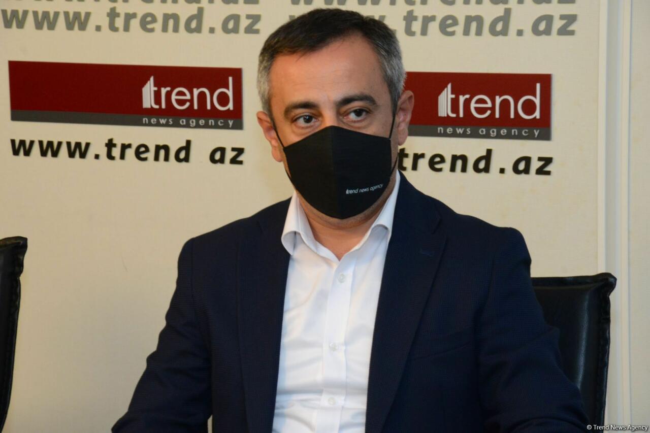 В АМИ Trend обсудили законопроект «О медиа»
