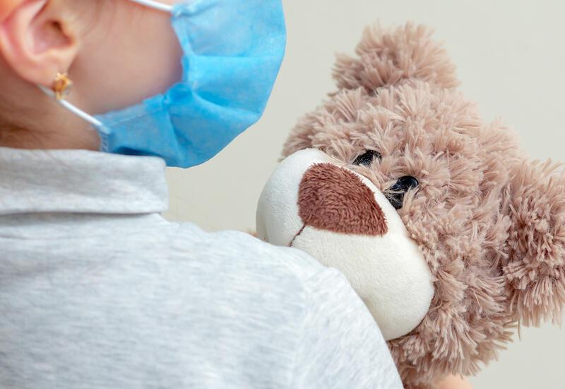 Ученые определили симптомы COVID-19 у детей