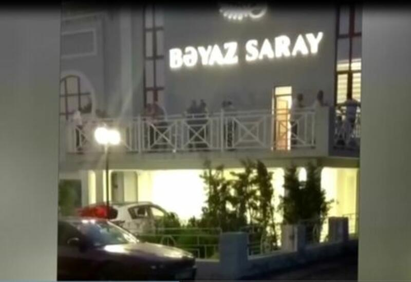 Владелец Bəyaz Saray оштрафован на крупную сумму