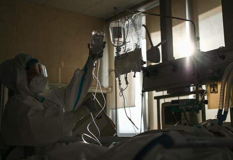 В России за сутки выявили 23 120 заразившихся коронавирусом