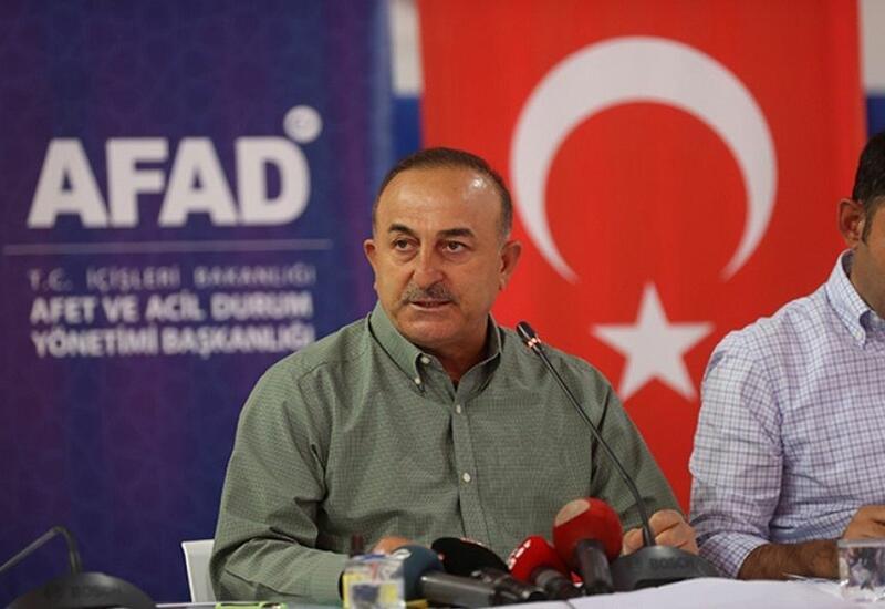 Азербайджан посылает в Турцию еще одну группу пожарных и техники