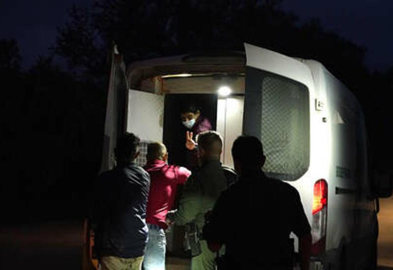 Переполненный грузовик с мигрантами разбился в Техасе