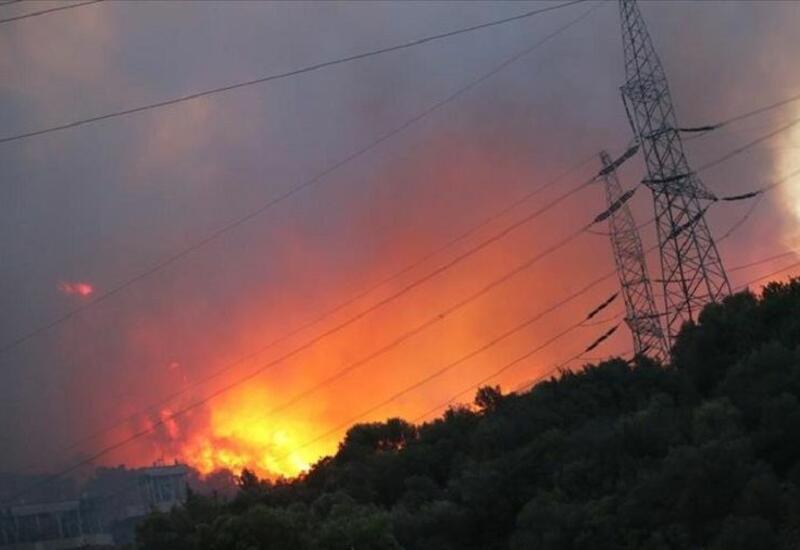 Еще 150 азербайджанских пожарных отправились в Турцию