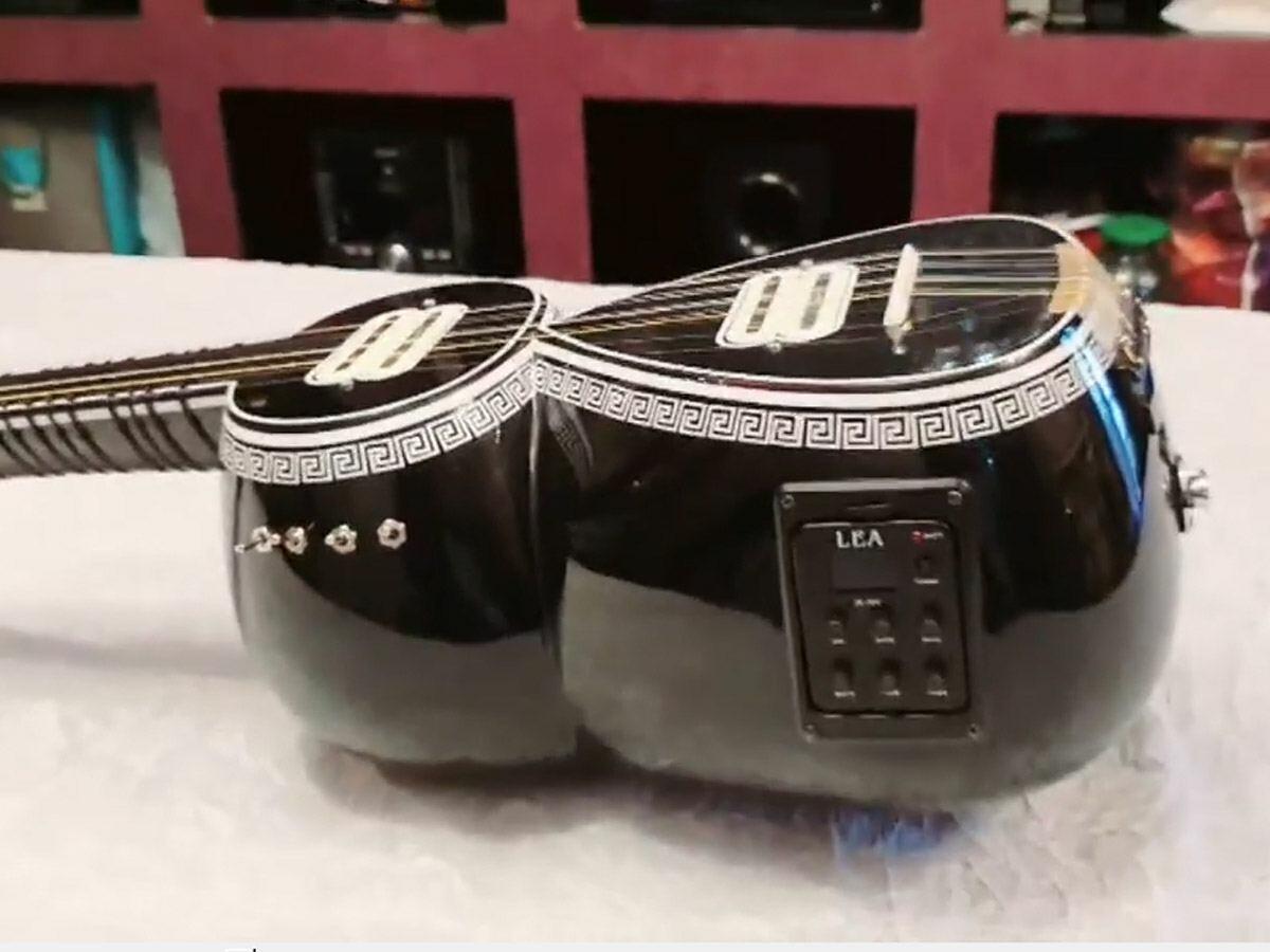 В Азербайджане создан новый музыкальный инструмент