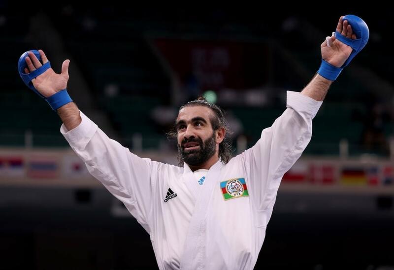 Рафаэль Агаев принес Азербайджану серебряную медаль Олимпиады-2020 в Токио