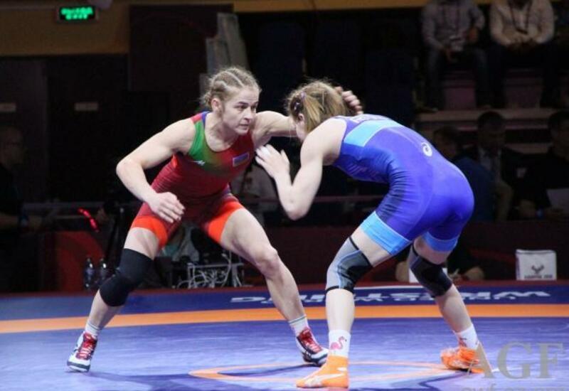 Борцы Мария Стадник и Гаджи Алиев вышли в полуфинал Олимпиады в Токио