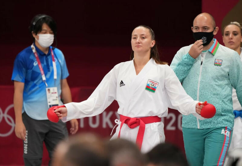 Токио-2020: Азербайджан обеспечил себе 6-ю медаль