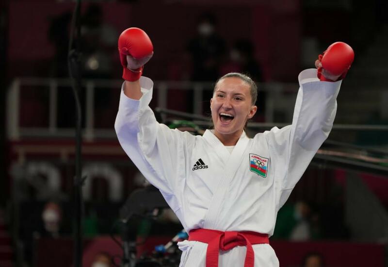 Азербайджан завоевал третье по счету серебро на Олимпиаде в Токио