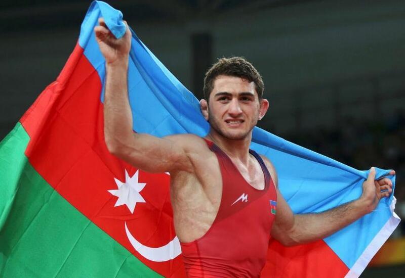 Гаджи Алиев завоевал серебряную медаль на Олимпиаде-2020 в Токио