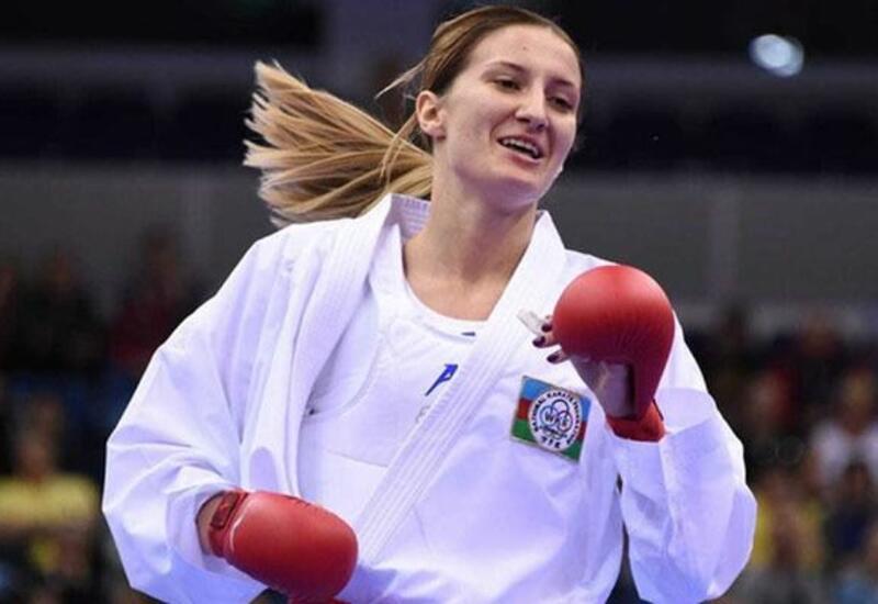 Азербайджанская каратистка вышла в финал Олимпиады в Токио