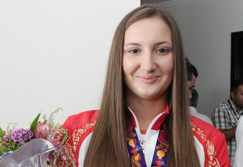 Азербайджанская каратистка продолжает успешно выступать на Олимпиаде в Токио