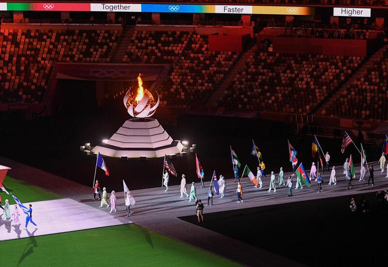 Огонь Олимпиады в Токио погашен на церемонии закрытия Игр