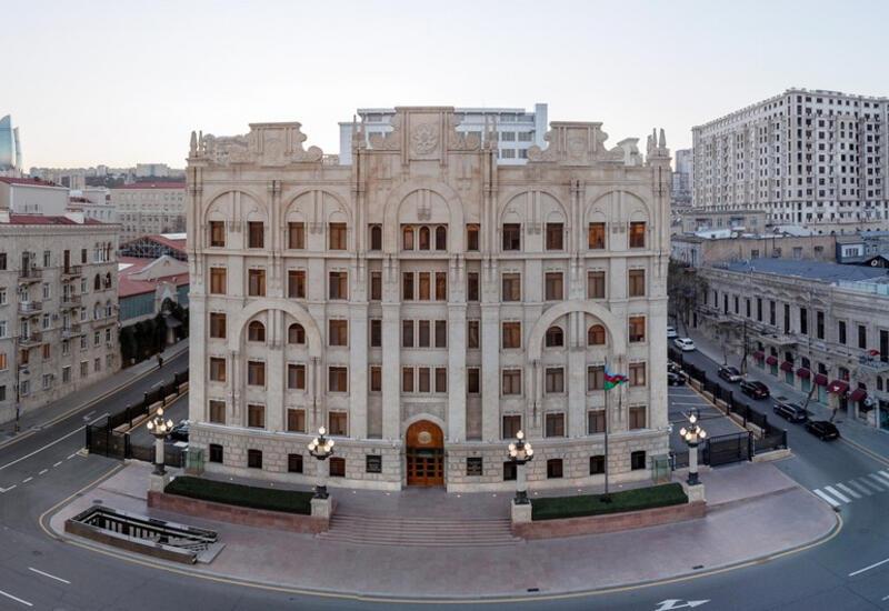 МВД Азербайджана назвало фейком инцидент с участием полицейского и гражданина