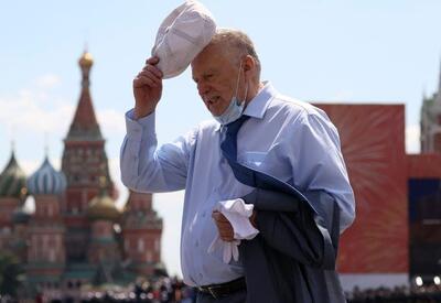 Время прошло  - Кто подхватит знамя выжившего из ума Жириновского