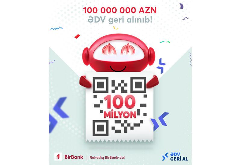 Более 60 миллионов манат возвращено населению через BirBank
