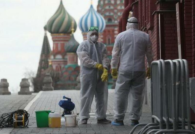 В России снова побит рекорд по смертям пациентов с COVID-19