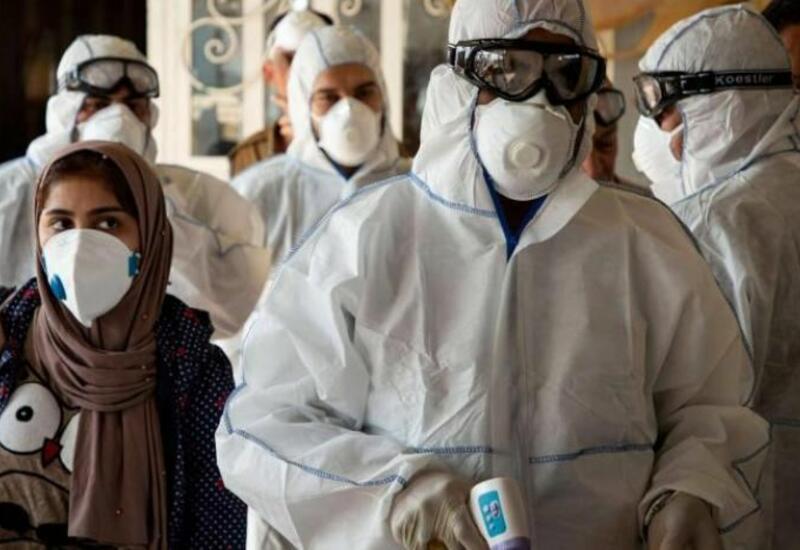В Иране за сутки от коронавируса умерли более 450 человек