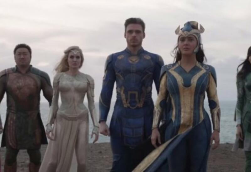 Marvel показала финальный трейлер «Вечных»