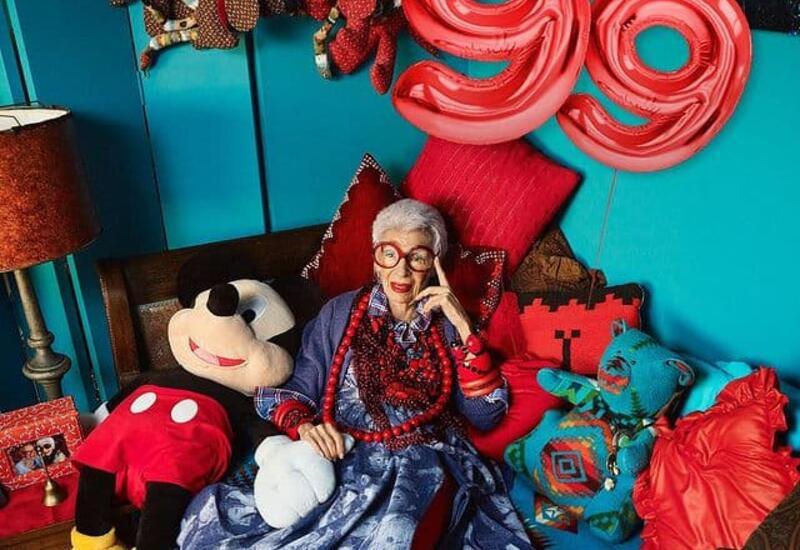 Пожилая блогерша готовится отметить 100-летие