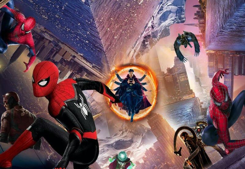 Marvel выпустила полный трейлер к фильму «Человек-паук: Нет пути домой»