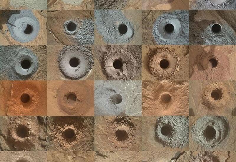 В NASA провели разведку Марса